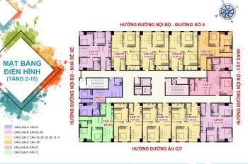 Hàng độc quyền chung cư thương mại Hòa Khánh giá chỉ từ 590 tr/căn. Lh: 0931863586