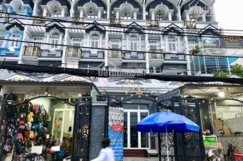 Chính chủ bán nhà phố mới xây, MT Bến Phú Định, P16, Q8. Giá chỉ 6,8 tỷ ngân hàng cho vay 80%