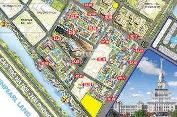 Tổng hợp căn hộ giá tốt cần bán dự án Vinhomes Ocean Park