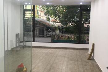 Cho thuê nhà riêng tại ngõ 120 Trường Chinh, nhà mới, có TM, DT 45m2 x 7T, giá cho thuê 30 tr/tháng