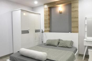Cho thuê căn hộ dịch vụ hẻm 2A Nguyễn Thị Minh Khai, Quận 1: 36m2 và 40m2, đủ nội thất, thang máy
