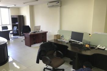Sàn văn phòng 90m2 tại Đại Cồ Việt sàn thông có điều hòa, thang máy, giá 12 triệu/tháng: 0903215466