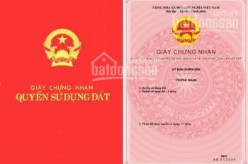 Bán đất ngõ 353 An Dương Vương, Phú Thượng, Tây Hồ, 51m2 đất vuông vắn đẹp, 2,5 tỷ. LH 0912290768