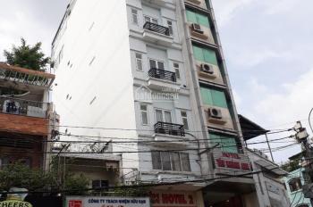Bán gấp nhà 4 lầu MT đường Nguyễn Chí Thanh gần Thuận Kiều Q. 5 DT: 4x18m giá chỉ 23 tỷ TL