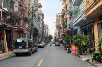 Bán nhà Lý Thường Kiệt, quận Hà Đông 5 tầng 37m2, ô tô tránh, kinh doanh, giá 4.7 tỷ có TL