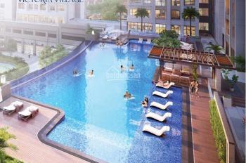 Bán căn hộ Victoria Village 2PN, vị trí đẹp 4 mặt tiền, hồ bơi tràn ngắm công viên - 0907 486 788