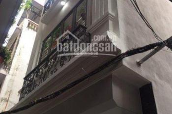Cần bán nhà DT 48m2 x 5 tầng ngõ 173 Hoàng Hoa Thám, Ba Đình, nhà mới, ngõ thông sang Đội Cấn