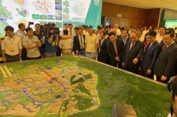 Đất nền Hòa Lạc mặt đường Đại lộ Thăng Long cách ĐHQG 200m, chỉ 800tr sổ đỏ trao tay LH: 0355338233