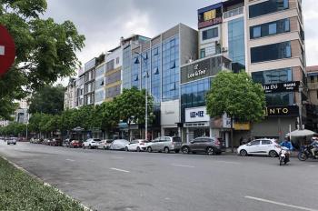 DTSD 95m x 4T thang máy, MT 6m tại Nguyễn Văn Huyên, Nguyễn Khánh Toàn, 33.5 tỷ. LH 0984056396