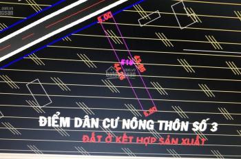 200m2 MT đường nhựa 490 có 120m2 thổ cư giá 1.5 tỷ. 0948753399