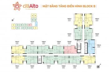 Kẹt tiền bán lỗ căn hộ Citi Alto, Quận 2