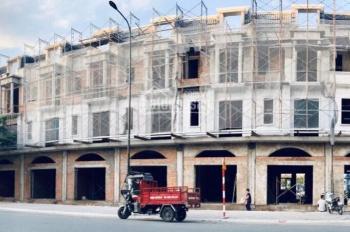 Nhà phố trung tâm 4MT 22-25m, nằm ngay khu chợ lớn, dân cư đã hiện hữu, pháp lý 1/500 LH 0929283734