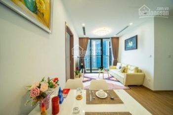 Tôi chính chủ cho thuê căn hộ 15-V1  Home City:100m2,3PN,2VS,nội thất cơ bản, giá thuê 15tr/th