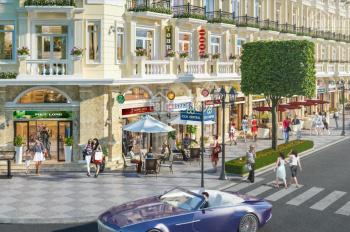 Nhà phố 4 MT ngay chợ,nằm cạnh Vincom Dĩ An,dân cư hiện hữu,sổ đỏ trao tay,ck lên đến 5%