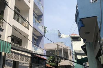 Bán nhà hẻm xe hơi đường Nguyễn Đình Khơi, P4, Tân Bình, DT: 4.1x15m, nhà nát, chỉ 7.3 tỷ