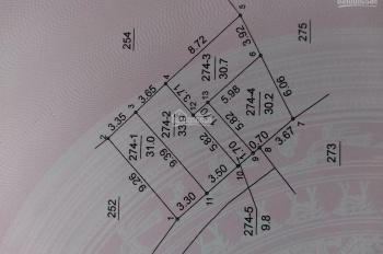 Bán nhà Di Trạch 30.7m2 giá 1.2 tỷ, LHCC: 0961766683