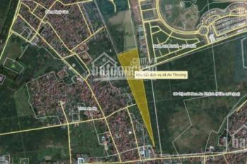 Chính chủ bán đất dịch vụ khu 12,5ha xã An Thượng, Hoài Đức, Hà Nội, rẻ nhất thị trường