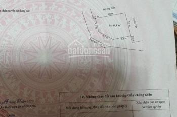 Bán đất nền 3 mặt tiền, 390tr, chợ Minh Kha. LH: 0795381234