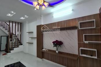 Bán nhà phố Dương Văn Bé, lô góc 3 mặt thoáng, 42m2 x 4 tầng, mặt tiền 3.6m, SĐCC, 3.8 tỷ