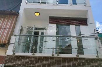 Bán nhà hẻm 6m gần siêu thị Aeon 36m2 1 trệt, 2 lầu, ST nhà mới cực đẹp hình thật 100%, 3.9 tỷ TL