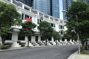 Chính chủ cho thuê shophouse Sunshine City Ciputra Hà Nội DT 184m2 x 5 tầng. LH 0916209995