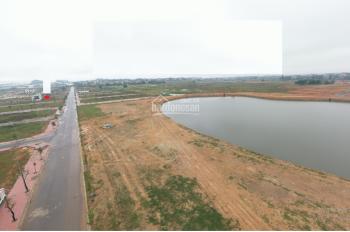 KĐT Nam Vĩnh Yên cần bán lô đất 100m2, đi 20m ra đến công viên hồ điều hòa. LH 0943.934.695