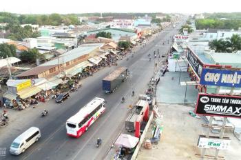 Bán đất nhà phố mua sắm trung tâm thị xã Bến Cát