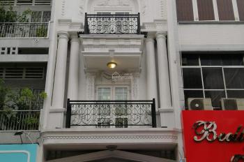 Cho thuê nhà mặt tiền Nguyễn Cư Trinh Q1 đối diện KS 5 sao Pullman làm spa, hair, shop, nails, VP