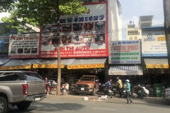 Bán nhà góc 2MT đường Lê Hồng Phong, Quận 5, DT: 5.2x20m, GPXD: Hầm 6 lầu, giá: 28 tỷ TL