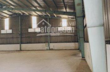 Cần bán gấp nhà xưởng tổng dt 5000m2 trong KCN Đức Hòa Hạnh Phúc