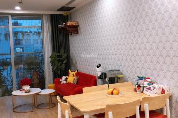 Cho thuê căn hộ Vinhomes Gardenia 2PN, 76m2 full đồ giá 10 triệu/tháng 091.190.8228 bao internet