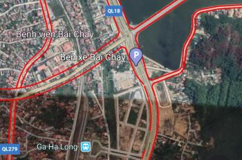 Bán 300m2 đất quy hoạch ở Đông Ga, bến xe Bãi Cháy