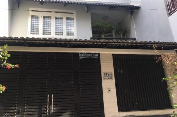 Bán nhà góc 2 MT tiền hẻm 10m, đường Nguyễn Thái Sơn, P4, Gò Vấp. DT 5.5x20m, giá 7.8 tỷ