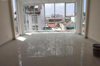 Cho thuê tòa nhà văn phòng MT đường Trường Chinh, Tân Bình 7mx22m hầm, 6 lầu, giá 169 tr/th TL