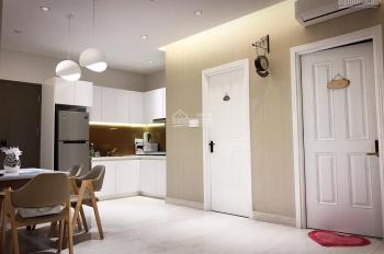 Cho thuê căn 2PN chung cư 1050 Chu Văn An, DT: 62m2 giá: 8 triệu/tháng, LH: 077.2525.223