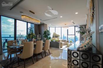 Bán căn hộ Sunrise City DT: 147m2, 3PN căn góc view hồ bơi view quận 1, giá rẻ. LH: 0977771919