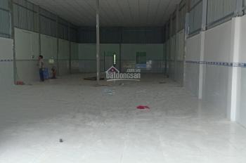 Chính chủ cho thuê nhà xưởng mới xây tại Xã Tân Phú Trung, Củ Chi, cách đường Nguyễn Thị Lắng 50m