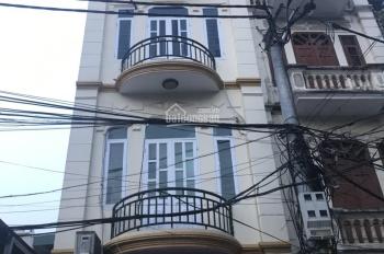 Cần tiền bán gấp căn nhà 4 tầng DT 50m2 phố Nguyễn Chính, Tân Mai, Hoàng Mai. LH: 0979300719