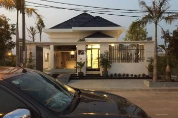 Cho thuê nhà phố KDC Phú Xuân Cotec Nhà Bè 300m2 (2PN - 3WC) full nội thất cao cấp giá hấp dẫn