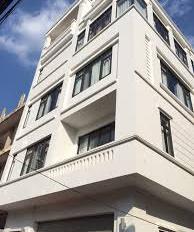 Chính chủ bán nhà lô góc 5 tầng ngõ ô tô phố Văn Cao. Diện tích 50m2, MT 4m, giá 12 tỷ