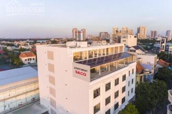 Bán tòa nhà 39 phòng 2 penthouse, HĐT 167tr, 1 hầm 5 lầu, Bình Quới, P27, Bình Thạnh, 31 tỷ TL