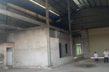 Bán nhà xưởng MT Kinh A 22&65 tổng DT 1300m2. Sổ hồng hoàn công 300m2 thổ cư