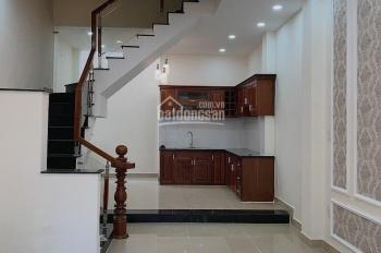 Cho thuê nhà mới 100% hẻm 10m Nguyễn Văn Đậu Bình Thạnh 52m2 4 tầng chỉ 23 triệu/tháng
