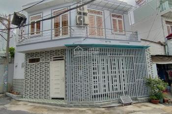 Bán nhà kiên cố 1 trệt 1 lầu, đường mặt tiền hẻm Võ Văn Ngân, P Bình Thọ, Q Thủ Đức. DT 40.5m2