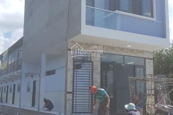 Nhà lầu 1 tấm và 5 căn trọ đổ mới xây, KDC Tân Đức