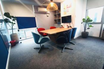 Văn phòng cho thuê Quận 3 MT Bà Huyện Thanh Quan. Diện tích 178m2 - 358m2, giá thuê 465 nghìn/m2/th