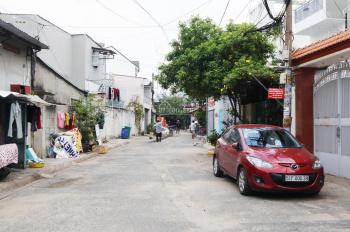 Nhà nát DT 7x40m tiện xây khách sạn phòng trọ, HXH Nguyễn Văn Lượng gần ST Lotte, giá 17,5 tỷ TL