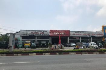 Cho thuê 2000m2 nhà xưởng, 50m mặt đường QL2 tại Phúc Yên, Vĩnh Phúc