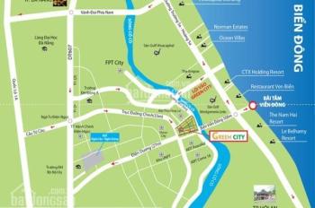 Chính chủ bán lô đất nền dự án Green City đường 33m Đà Nẵng