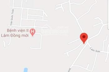 Đất thổ cư MT Lam Sơn, P. Lộc Sơn - Tp Bảo Lộc - 90m2 - chỉ 780 tr có thương lượng - Lh: 0903959466